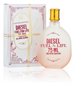 Diesel Fuel for Life Summer Women