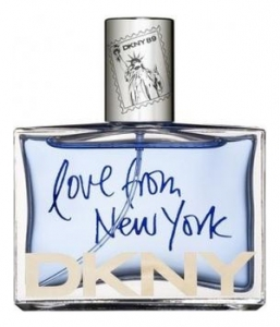 DKNY Love From York For Men