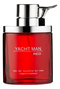 Yacht Red