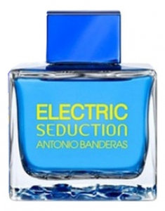 Antonio Banderas Blue Electric Seduction