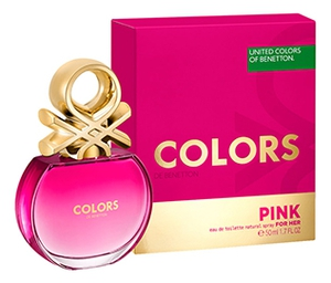 Benetton Colors Pink