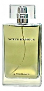 Ragheb Alama Notes D'Amour