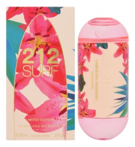 Carolina Herrera 212 Surf Limited Edition For Her
