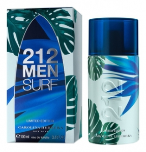 Carolina Herrera 212 Surf Limited Edition For Him